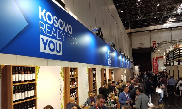 """Verërat e Kosovës promovohen në panairin """"ProWein 2019"""" në Gjermani"""